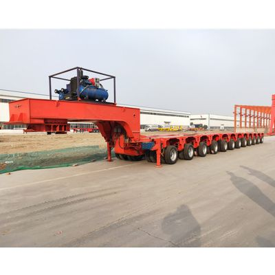 Steerable Lowloader
