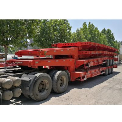 Extendable trailer